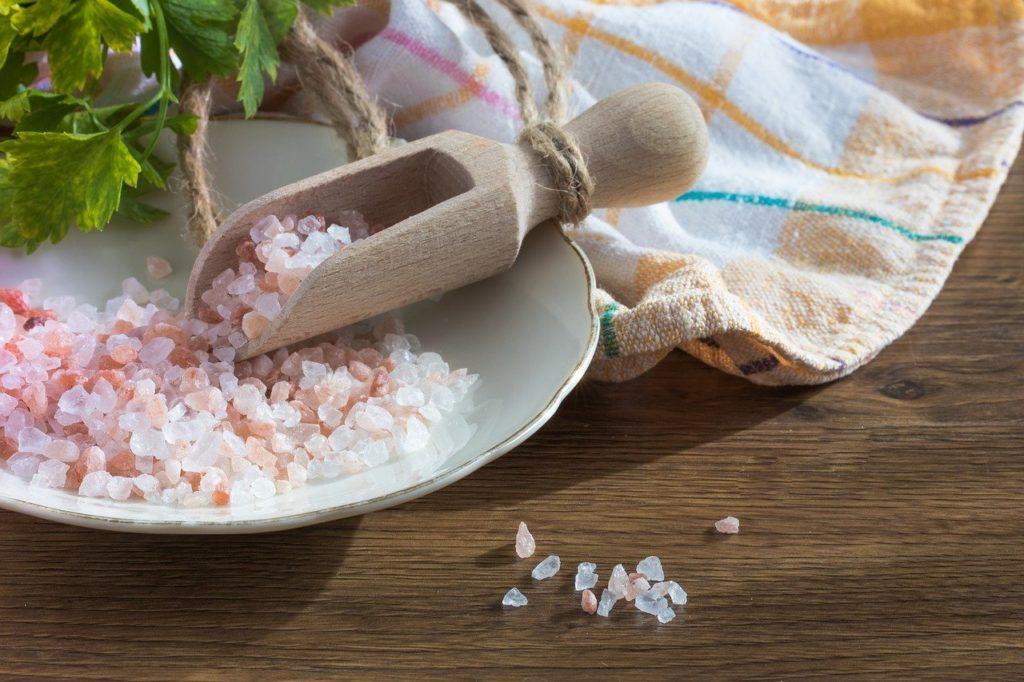 Salz gesund für Hunde?