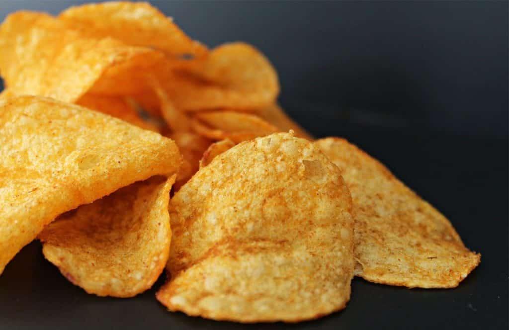 Sind Chips gesund für Hunde