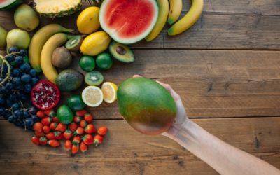 Dürfen Hunde Mango essen?